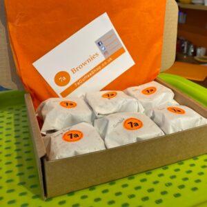 7a brownies - 6 box