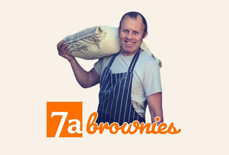 7a brownies - Simon